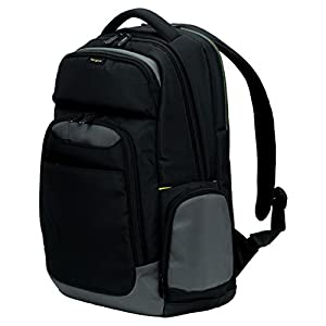 """41YRIRX9iDL. SS300  - Targus TCG655EU City Gear  - Mochila para portátil hasta 14"""", color negro"""