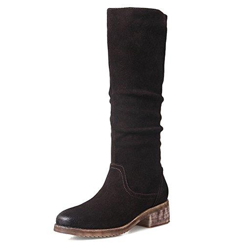 Nine SevenKnee High Boot - Stivali donna Brown
