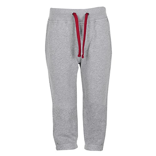 Band of Rascals Kinder Hose Jogging Pant Bio-Baumwolle (122/128, Grey)
