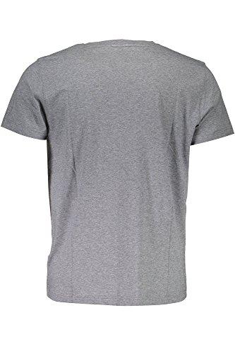 GANT Herren T-Shirt SOLID GRIGIO 93