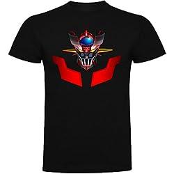 Camiseta de Hombre Mazinger Z Dibujos Animados