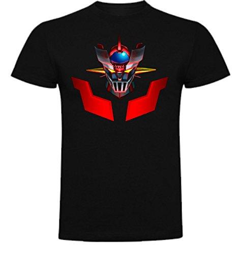 The Fan Tee Camiseta de Hombre Mazinger Z Dibujos...