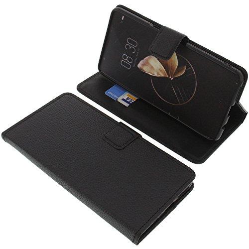 foto-kontor Tasche für Archos Diamond Gamma Book Style schwarz Schutz Hülle Buch