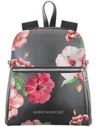 Alviero Foglie Poligoni Bag Borsa In Rodriguez Colorati Color Lola Astratto Ecopelle Abstract Donna wpqHxTrn0w
