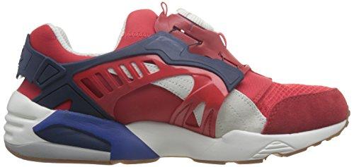 Puma - Disc Blaze Athl - Sneakers Man Rot