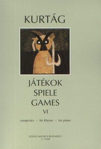 Jatekok - Games - Spiele 6 Piano