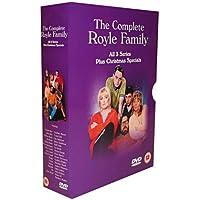 The Royle Family: Series 1-3 Box Set including Christmas specials