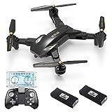 REDPAWZ Drone Con Telecamera VISO XS809S BATTLES SHARKS Pieghevole WIFI FPV HD...