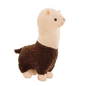 laamei Alpaca Peluches para Bebes,