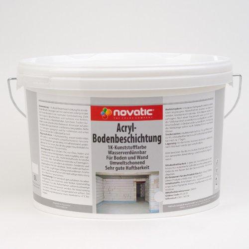 novatic Acryl-Bodenbeschichtung