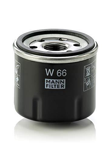 Originale MANN-FILTER Filtro Olio W 66 - Per Automob