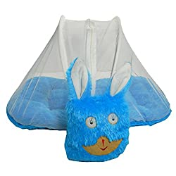 Baby Mosquito Net Bedding set (Blue) Premium Quality By Crack4Deal