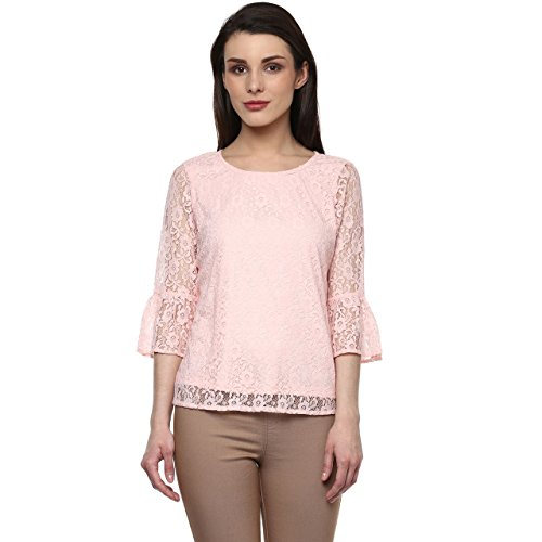Honey By Pantaloons Women's Polyester Blouse