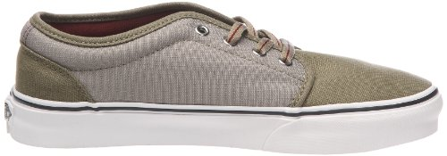 Vans U 106 Vulcanized, Baskets mode mixte adulte Beige (Ripstop Cvrtg)