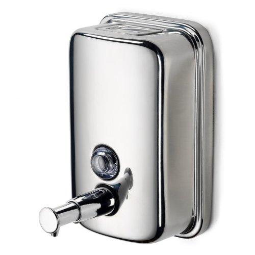 hartleys-chrome-pump-action-wall-mount-soap-dispenser