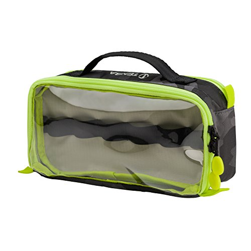 Tenba Tools Kabel Duo 4 Pouch schwarz Camouflage/Lime -