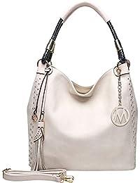 MKF Collection Ameliana Designer Hobo Bag By Mia K. Farrow