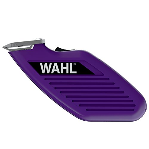 Wahl Professional Animal Pocket Pro Trimmer, Blau, violett - Pet Clipper Pocket