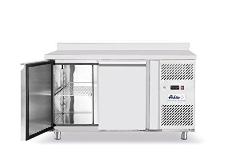 Hendi 232040 Kühltisch Zweitürig Profi Line