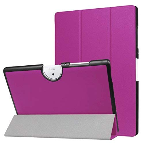 Acer Iconia Tab 10 (B3-A40) Cover Custodia - Slim Smart Cover Custodia Protettiva in pelle PU per Acer Iconia Tab 10 (B3-A40) Tablet,