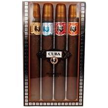 Atlantique Merchandising Cuba hommes Coffret de cigares, Taille: 4pc