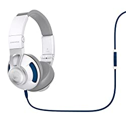 JBL Synchros S300a Premium On-Ear Stereo Headphones