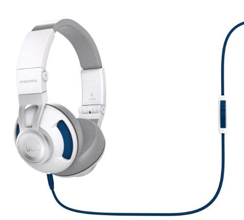 JBL Synchros S300a Premium On-Ear Stereo Headphones