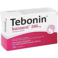 Tebonin konzent 240mg 120 stk preisvergleich bei billige-tabletten.eu