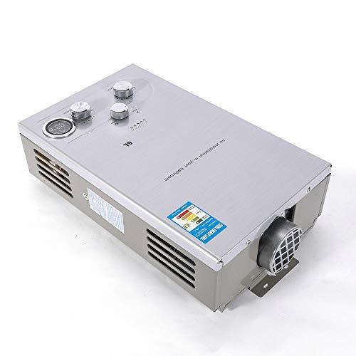 6L Calentador de agua de gas natural