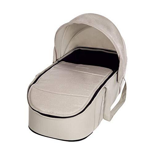 Bébé Confort Nacelle Laika, Pliable et Legere, Naissance à 6 mois (10kg) , Nomad Sand