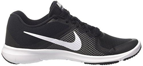 Nike Flex Control, Scarpe Intérieur Multisport Uomo Nero (noir / Blanc / Gris Dk)