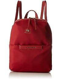 a9416f9895 ... Piquadro CELION Zaino rosso Donna Borse & Accessori garanzia ...