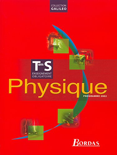 PHYSIQUE TERM S OBLIGATOIRE 02
