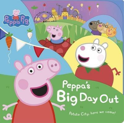 [Peppa Pig: Peppa's Big Day Out] (By: Ladybird Books Ltd) [published: October, 2012]