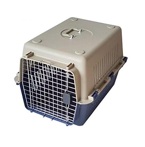 OOFWY Pet Box / Cat & Dog Dedicated Aviation Box / Portable Travel Box / Pet Nest / Qualité PVC Résine Matériau , F-3