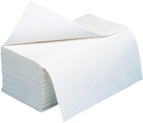 LCH Essuie-Mains Enchevêtrés 100 Feuilles Lisses Carton de 32 Paquets