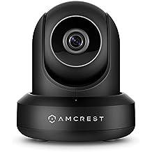 Amcrest ProHD IP2M-841B - Telecámara inalámbrica WiFi 1080P con IP dotada de Pan/Tilt