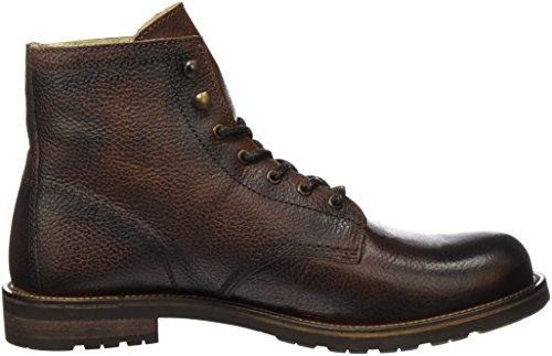 Shoe the Bear Worker, Bottes Classiques Homme Marron (Brown)