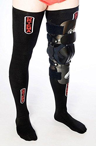 Ortema MX Unterziehstrümpfe Knieorthesen 43-46 Knee Brace Socks