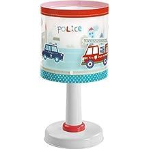 Dalber Police - Lámpara de sobremesa