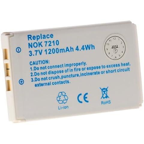 batteria ricaricabile Nokia (entspr. BLD-3) - Li-Ion, 850 mAh anche