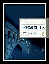 Precalculus by Raymond A. Barnett (2007-02-16)