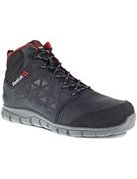 Reebok lavoro IB1037S3 47 Excel luce da uomo in alluminio toe stivali di  sicurezza S3 b9139c5e981