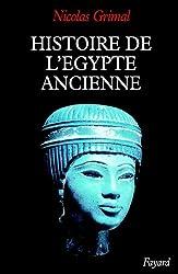 Histoire de l'Egypte ancienne (Biographies Historiques)