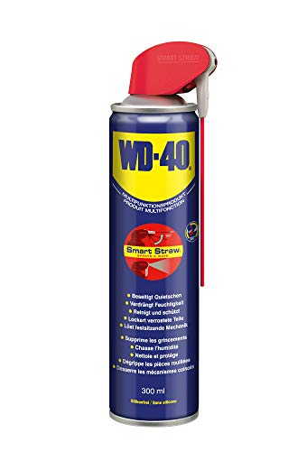 WD-40 Multifunktionsprodukt Smart Straw Slim 300Ml -