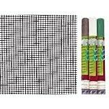 Intermas M28114 - Tela mosquitera fibra vidrio gris fv-120 cm 30 metros