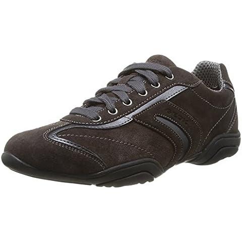 Geox DONNA ARROW D1320F00022C9002 - Zapatillas fashion de ante para mujer