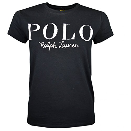 R.P.L. Trading Polo Ralph Lauren T-Shirt Donna Black