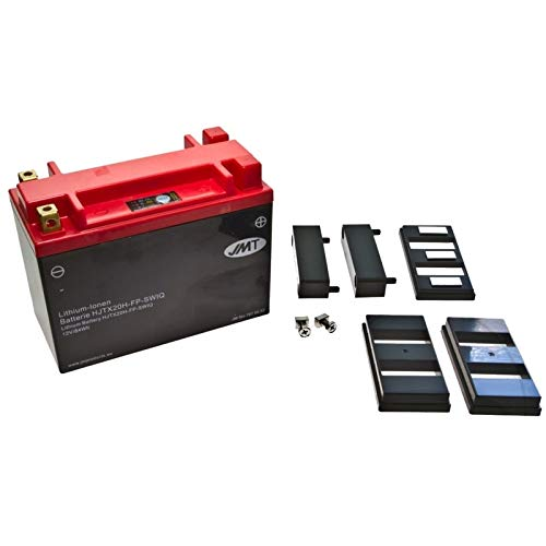 Preisvergleich Produktbild JMT Lithium Motorrad Batterie HJTX20H-FP für Spyder 1000 RSS SE5 Halbautomatik ABS Bj. 2014-2015
