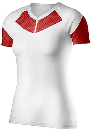 2XU XTRM Women's Kompression Laufen T-Shirt - SS15 - Klein